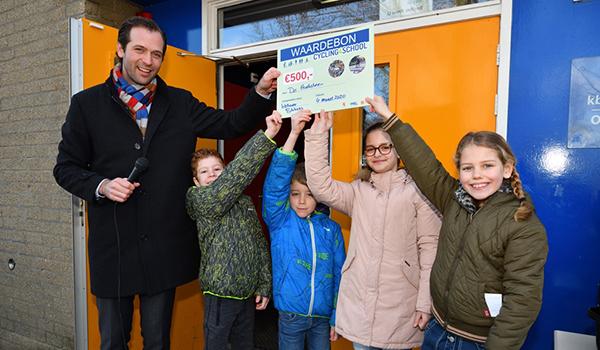 Trots! SOAB genomineerd voor de verkeersveiligheidsprijs 2020 met Cycling4School